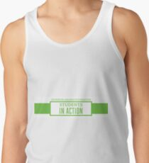 Students In Action Tank Top