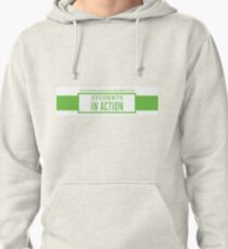 Students In Action Pullover Hoodie