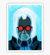 Mr.Freeze Sticker