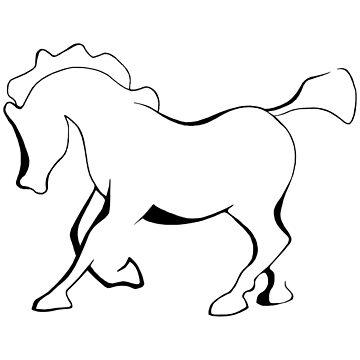HORSE by Royisaacs