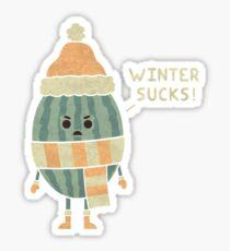 Wintermelon Sticker