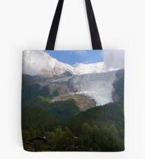 Bossons Glacier, Chamonix Tote Bag