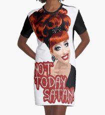 Vestido camiseta Bianca Del Rio, '¡No Hoy, Satanás!' RuPaul's Drag Race Queen