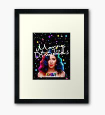 Marina and the Diamonds Froot Framed Print