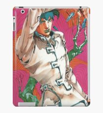 rohan at the louvre iPad Case/Skin
