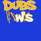DUBS GET W'S by themarvdesigns