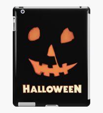 Halloween Jack-o'-Lantern iPad Case/Skin