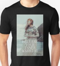 Release Your Inner Warrior Unisex T-Shirt