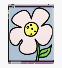 Tina's Flower Picture iPad Case/Skin