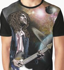 John Frusciante Andromeda (Red Hot Chilli Peppers) Graphic T-Shirt