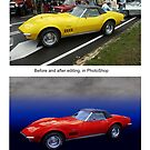 How is it done? The Stingray by Bob Martin