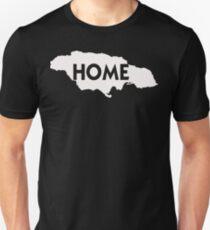 JAMAICA IS HOME T SHIRT Unisex T-Shirt