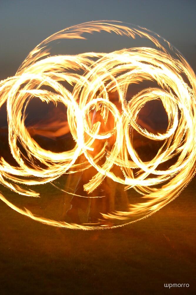Hot circles by wpmorro