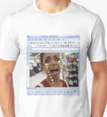 crying liza T-Shirt