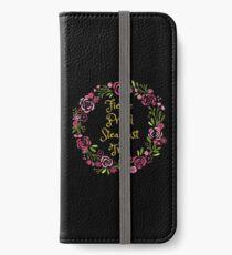 Fierce Proud Steadfast True iPhone Wallet/Case/Skin