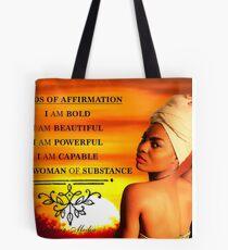 Sunset Beauty - Pride of Womanhood  Tote Bag