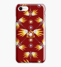 Mercy Inspired Print iPhone Case/Skin