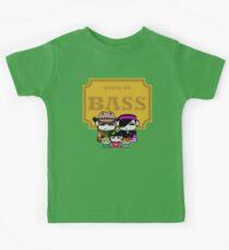 O'BABYBOT: House of Bass Family Kids Tee