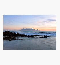 Rough waters - Cape Town Photographic Print