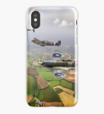 Spitfire sweep iPhone Case