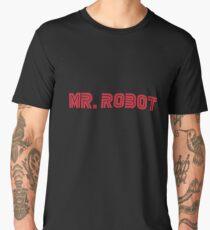 MR. ROBOT Men's Premium T-Shirt