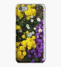 Cheerful Contrasts iPhone Case/Skin