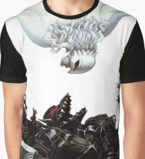 Berserk :Guts vs Griffth Graphic T-Shirt