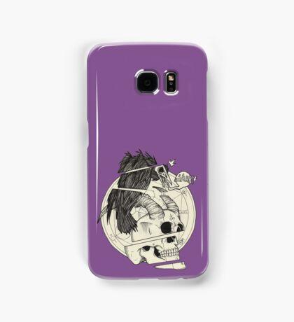 Corbeau & démon. Samsung Galaxy Case/Skin