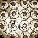 Comic Abstract Reese Cup Cookies by steelwidow