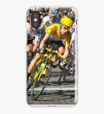 Wiggins Champs Elysées iPhone Case/Skin
