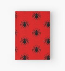 SPYDRed Hardcover Journal