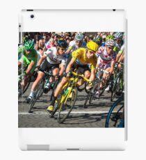 Wiggins Champs Elysées iPad Case/Skin