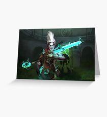 Ekko - League of Legends Poster Greeting Card