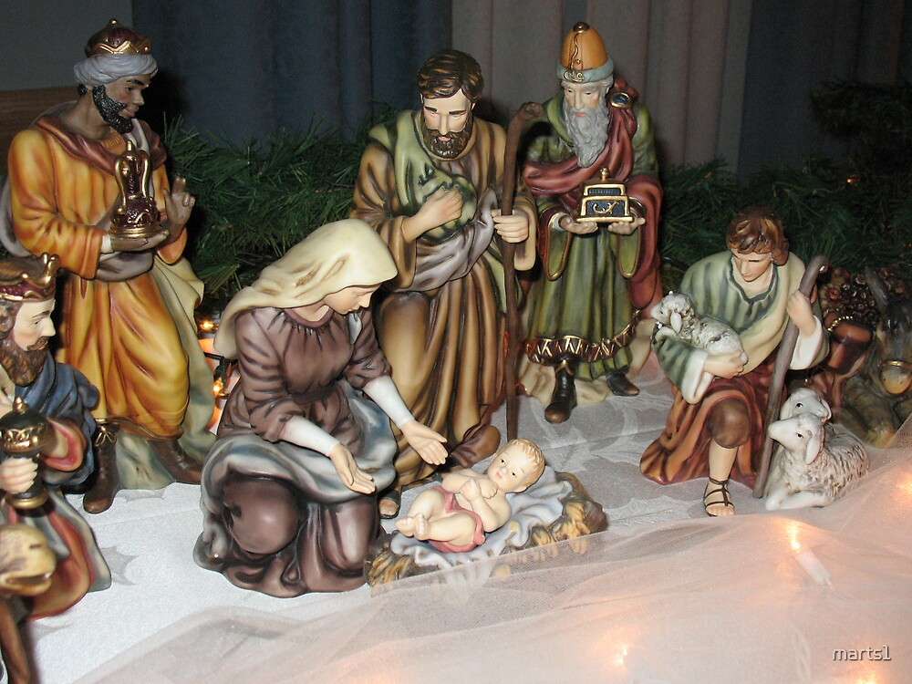 Nativity by marts1