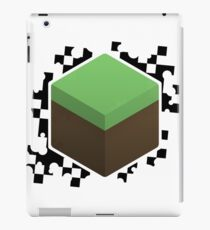Grass Block iPad Case/Skin