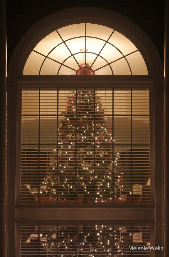 Christmas Tree by Melanie Wells