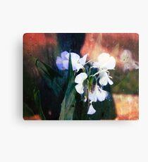 BioSphere 2 Flowers - Full Canvas Print
