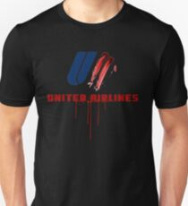 UNITED AIRLINES Unisex T-Shirt