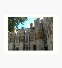 Richmond House - 79 Whitehall - London Art Print