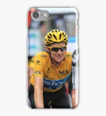 Bradley Wiggins Chris Froome iPhone Case/Skin