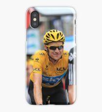 Bradley Wiggins Chris Froome iPhone Case/Skin