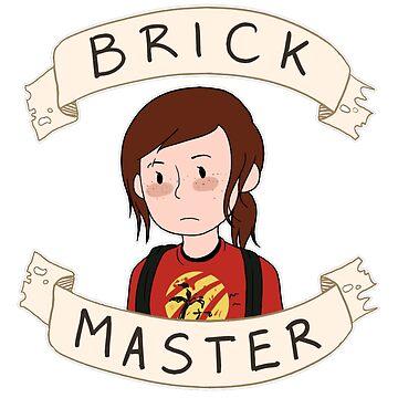 Ellie-Brick Master by Cookiecutter60