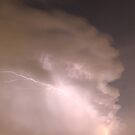 Lighting storm  by snapprint365