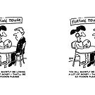 Fortune-Teller Forecasts a Loss of Money by Nigel Sutherland
