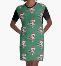Gizmo Graphic T-Shirt Dress