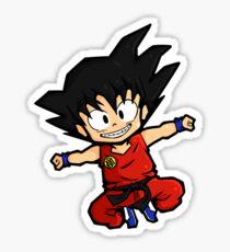 Little Goku Sticker