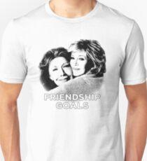 Grace and Frankie - Friendship Goals Unisex T-Shirt