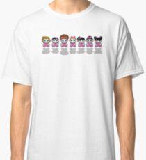 Meraki Ballerinas O'BABYBOT Toy Robot 1.0 Classic T-Shirt