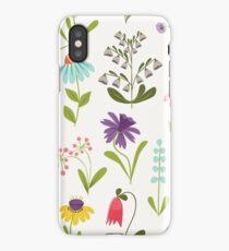 Fresh floral iPhone Case/Skin