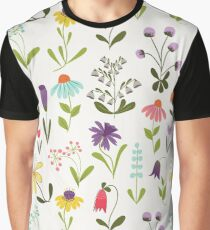 Fresh floral Graphic T-Shirt